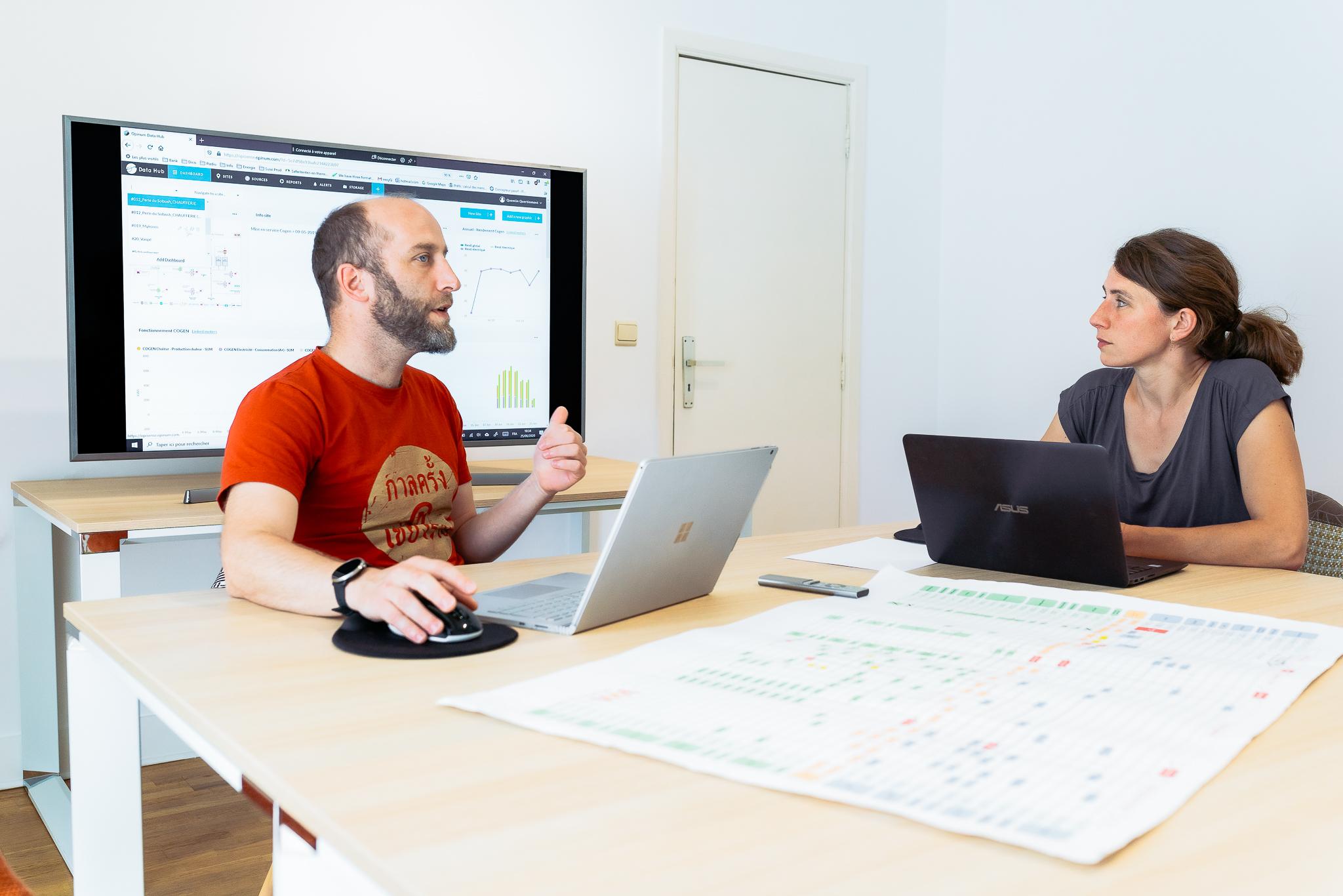 Opinum aide à prendre la responsabilité de l'empreinte énergétique des bâtiments