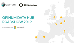Opinum Data Hub European Roadshow